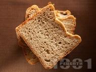 Ръжен хляб за хлебопекарна